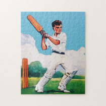 Cricketer Puzzle with Gift Box, 252 Pieces