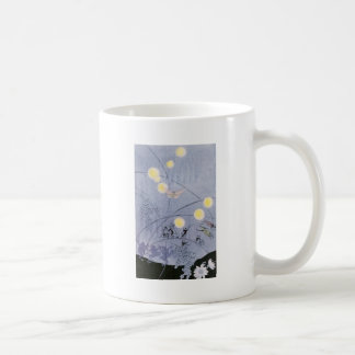 Crickets and Frogs Make Night Music Coffee Mug