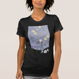 Crickets and Frogs Make Night Music T Shirts