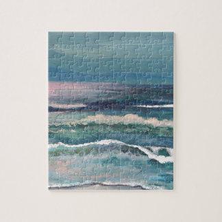 Cricket's Ocean - Beach Seascape Puzzle