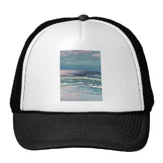 Cricket's Ocean - Beach Seascape Trucker Hat