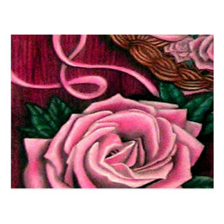 Cricket's Roses Designer Products Postcard