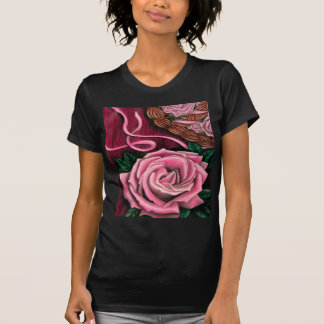 Cricket's Roses Designer Products T Shirt
