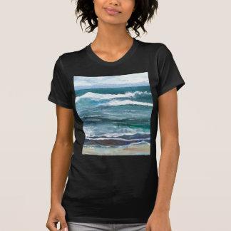 Cricket's Sea - CricketDiane Ocean Art T-Shirt