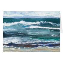 Cricket's Sea - Ocean Waves Beach Gifts