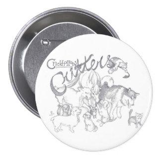 Crickhollow Critters Button