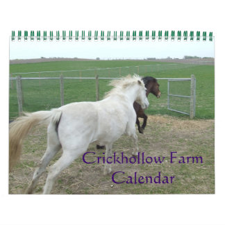 Crickhollow Farm Calendar