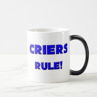 Criers Rule! Coffee Mug