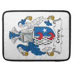Criery Family Crest MacBook Pro Sleeves