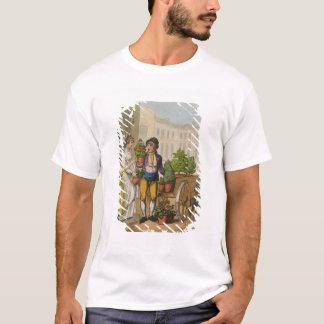 Cries of London: The Garden Pot Seller, 1799 (colo T-Shirt