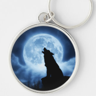 Cries of the Night Keychain