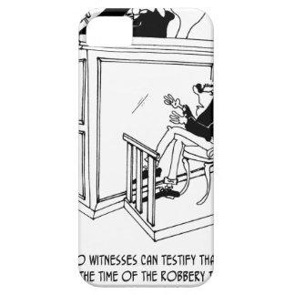 Crime Cartoon 5495 iPhone SE/5/5s Case
