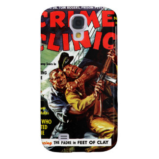 Crime Clinic #3 - The Man Who Wanted to Die Samsung Galaxy S4 Case