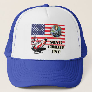 Crime Inc Hat