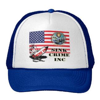 Crime Inc Hat