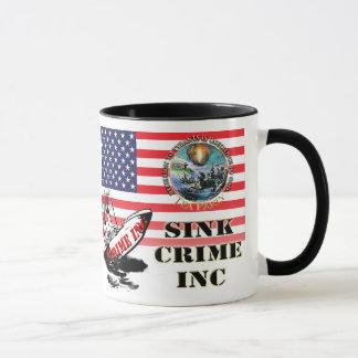 Crime Inc Rebellion Mug