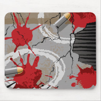 Crime Mouse Pads