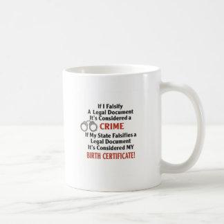 Crime Mugs