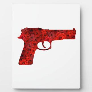 Crime of Passion Plaque