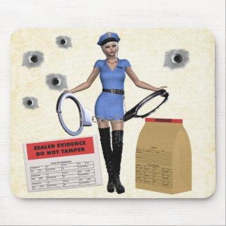 Crime Scene2  Mousepad