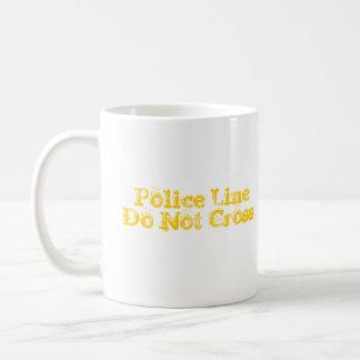Crime Scene Cup