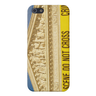 Crime Scene Do Not Cross U.S. Supreme Court Case For iPhone 5