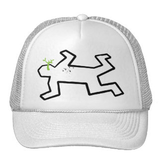 Crime Scene Hat