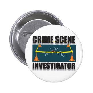 CRIME SCENE INVESTIGATOR BUTTON