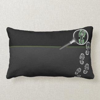 Crime Scene Investigator Pillow