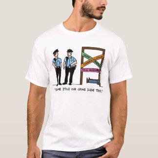 Crime Scene Men's Tshirt