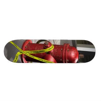 Crime Scene Skateboard