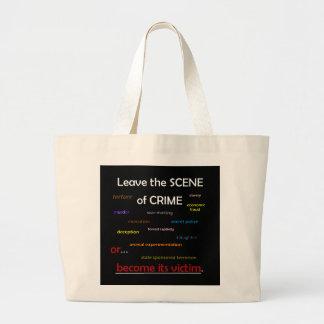 Crime Scene Tote