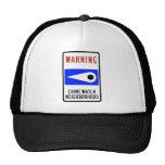 Crime Watch Neighborhood Highway Sign Trucker Hat