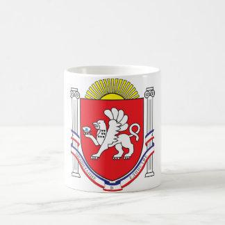 Crimea COA, Autonomous Republic, Ukraine Classic White Coffee Mug