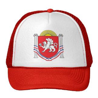 Crimea COA, Autonomous Republic, Ukraine Trucker Hat