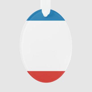 Crimea Flag Ornament