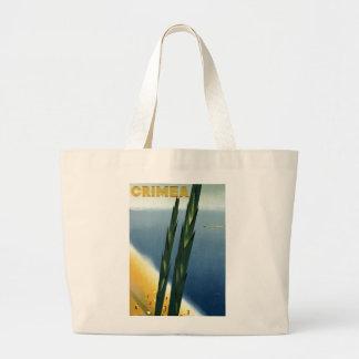 Crimea Large Tote Bag