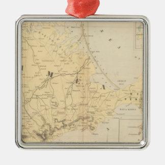 Crimea Metal Ornament