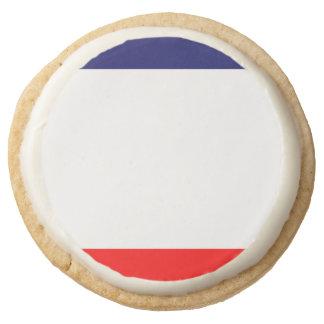 Crimea Round Sugar Cookie