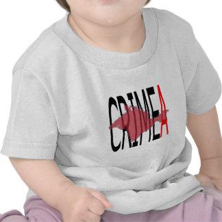 Crimea Camisetas
