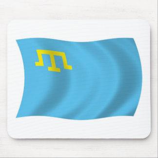 Crimean Tatars Flag Mousepad