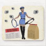 Crimen Scene2 Mousepad Alfombrilla De Raton
