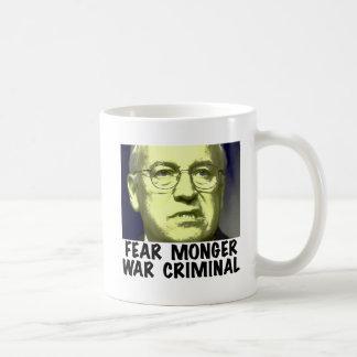Criminal de guerra de Cheney Taza Clásica