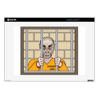 Criminal en cárcel portátil skins