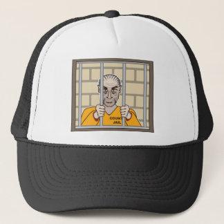 Criminal in Jail Trucker Hat
