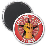 Criminal Justice Is Power Magnets