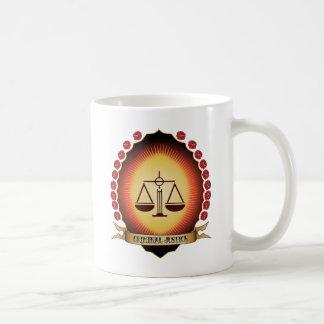 Criminal Justice Mandorla Coffee Mug