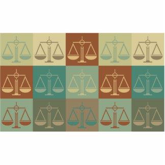 Criminal Justice Pop Art Photo Cutouts