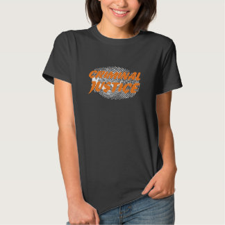 Criminal Justice Tee Shirt