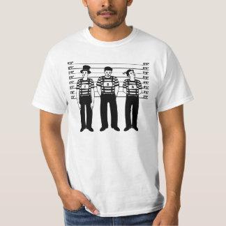 Criminal Mimes T Shirts